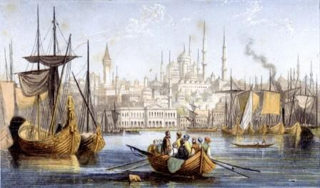Constantinople by J M Kronheim & Co.