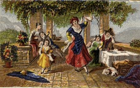 Joseph Mansell's The Grape Dance