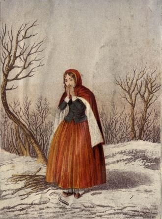 L'Hiver (Winter) by William Dickes